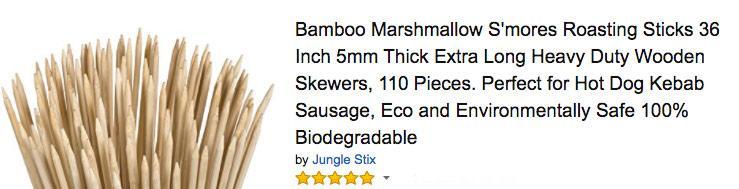 amazon product listing title optimise