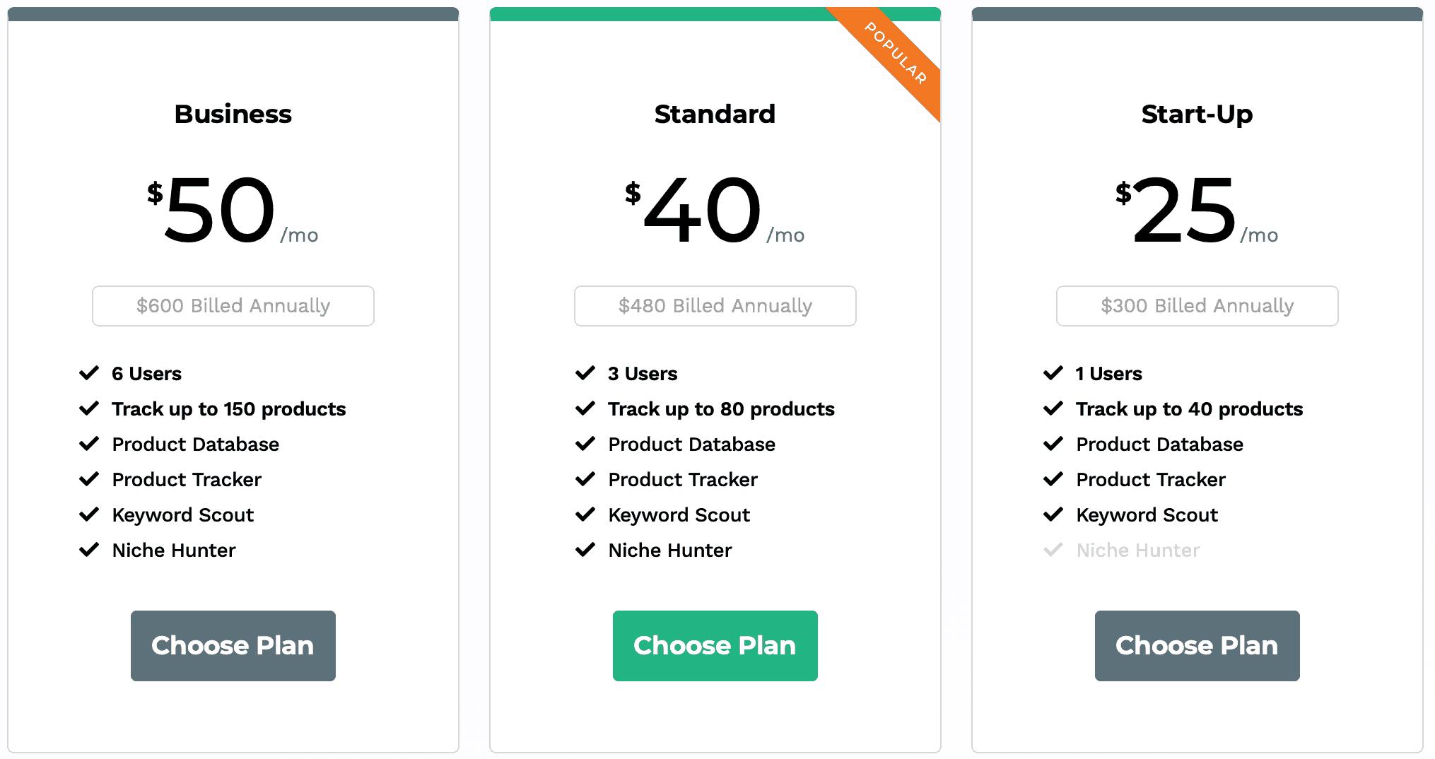 Jungle Scout Web App Discount
