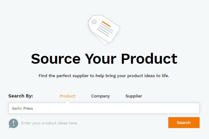 Jungle Scout Web App Supplier Database