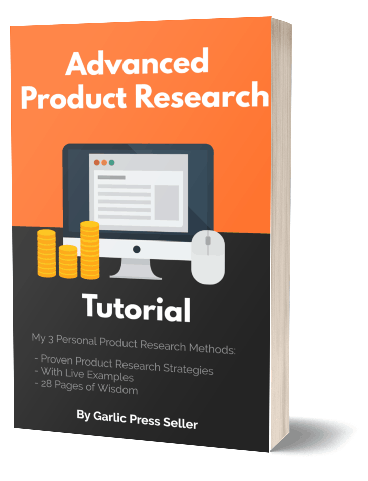 Advanced Product Research Tutorial guide