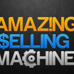 Amazing selling machineAmazing selling machine