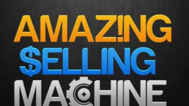 Amazing selling machineAmazing selling machine
